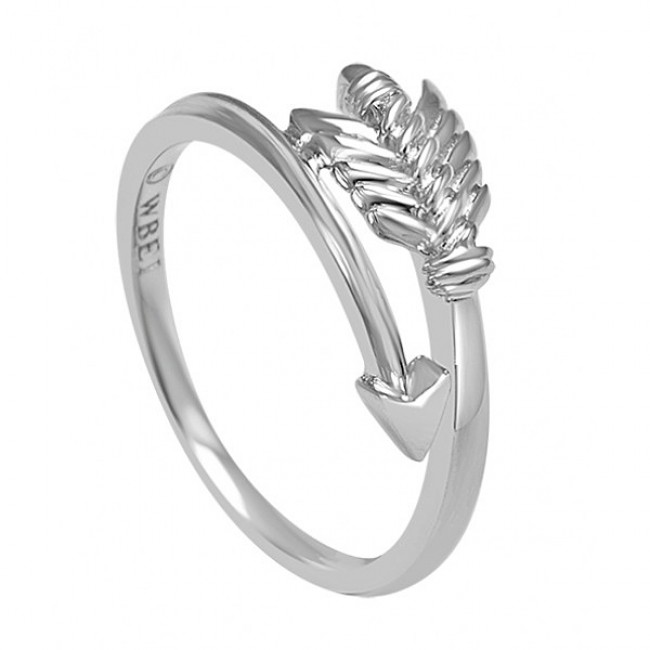 Official Hobbit Legolas Arrow Silver Ring