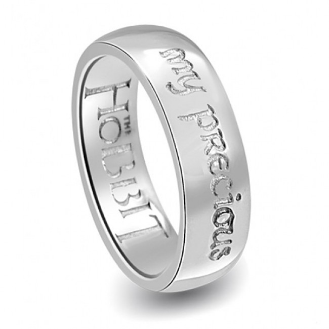 The Hobbit  Silver Official My Precious Ring