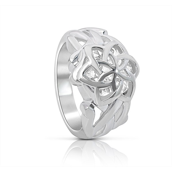 Galadriel's Nenya Ring of Adamant - Lord of the Rings Ring Jewellery - Nenya, also named the White Ring, the Ring of Adamant, and the Ring of Water, is one of the Rings of Power, specifically, one of t